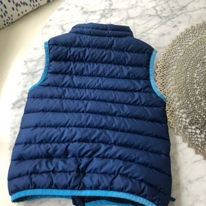 Patagonia Jackets & Coats - 2T Blue Patagonia Quilted Vest